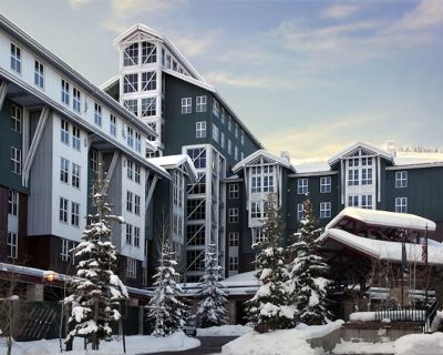 Marriott's Mountainside- ski in-ski out resort - Park City