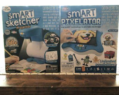 smART Sketcher Projector & Pixelator