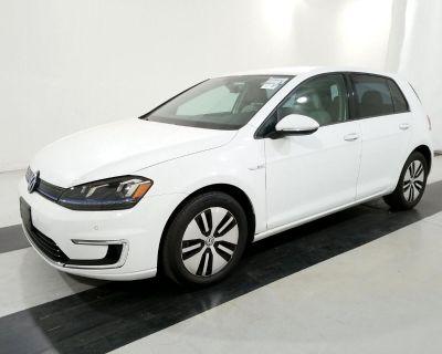 2016 Volkswagen e-Golf 4dr HB SEL Premium