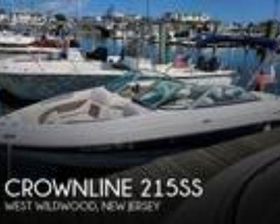 21 foot Crownline 215SS
