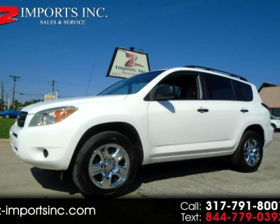 Used 2008 Toyota RAV4 Base I4 4WD with 3rd Row