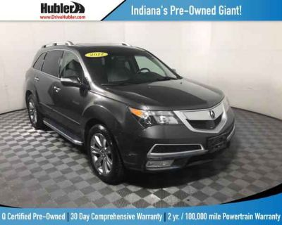 Used 2012 Acura MDX AWD 4dr