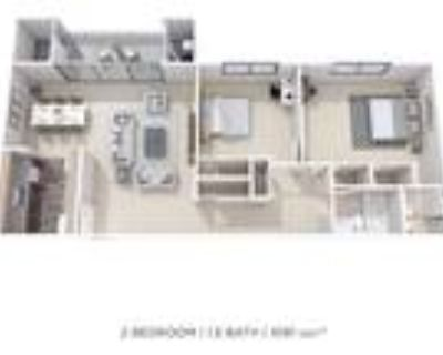 Forge Gate Apartment Homes - 2 Bedroom 1.5 Bath