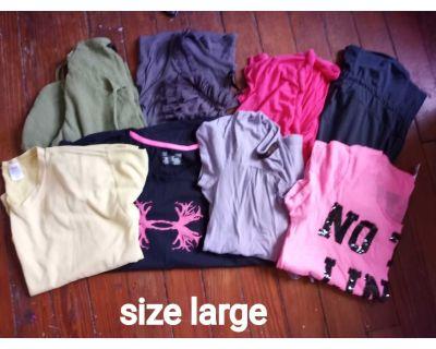 Large Clothes Lot