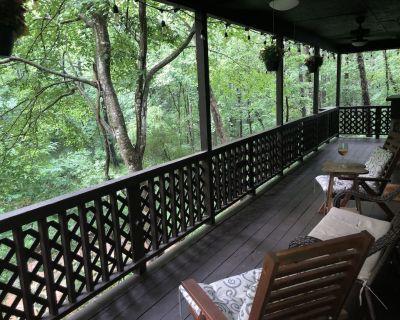 Wine Country Cabin nestled in the the Georgia Mountains of Dahlonega - Dahlonega