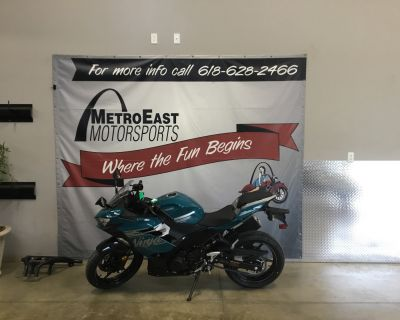 2021 Kawasaki Ninja 400 ABS Sport O Fallon, IL