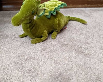 Puff the Magic Dragon Plushie