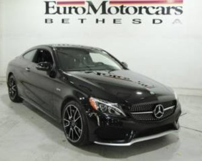 2018 Mercedes-Benz C-Class C 43 AMG 4MATIC Coupe