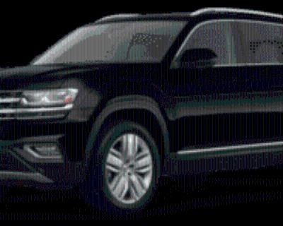 2019 Volkswagen Atlas SEL R-Line