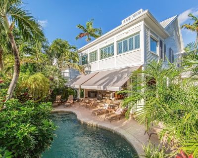 **NOONA'S MANSION @ THE ANNEX** Grand Home & Pool + LAST KEY SERVICES... - Old Town Key West