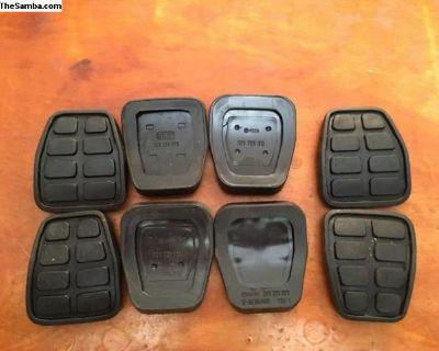 NOS Pedal Cover Genuine VW (321 721 173)