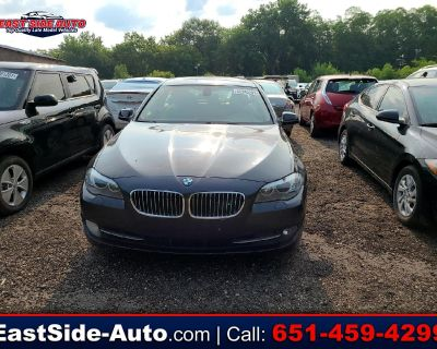 Used 2012 BMW 5 Series 4dr Sdn 535i RWD