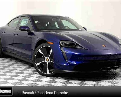 2021 Porsche Taycan Base