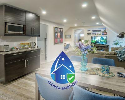 Bonbini Loft 2 bedroom 2nd floor apartment with kitchen and furnished deck - Niagara Falls