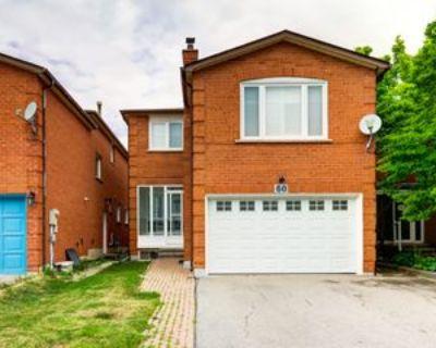 60 Gayla St, Vaughan, ON L4J 6G2 4 Bedroom House