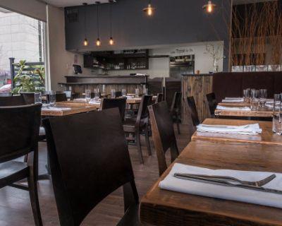 Modern, Contemporary, Casual Restaurant Space in Downtown Palo Alto, Palo Alto, CA