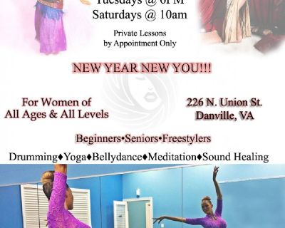 Belly Dance Fusion Fitness and Fun!