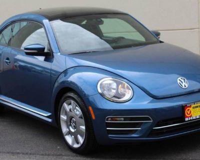 2017 Volkswagen Beetle 1.8T SEL