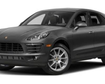 2018 Porsche Macan Standard