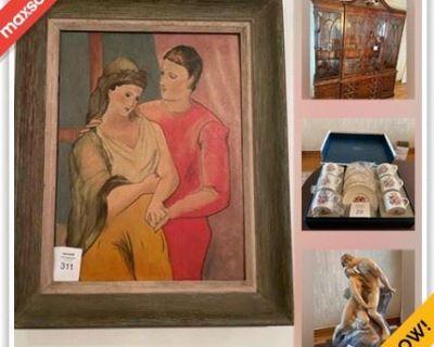 Los Angeles Estate Sale Online Auction - Glenmere Way