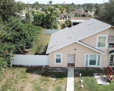 7346 Carrier Rd #1, Fort Myers, FL 33967 4 Bedroom Apartment