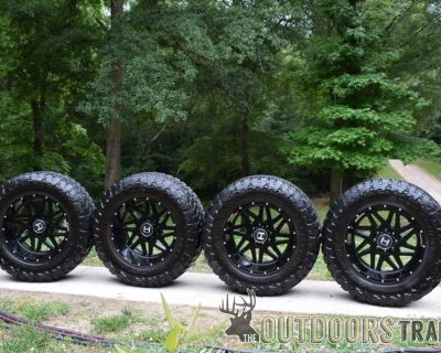 FS/FT Hostile Sprockets 22x12 8x6.5 wheels 40 inch Tires