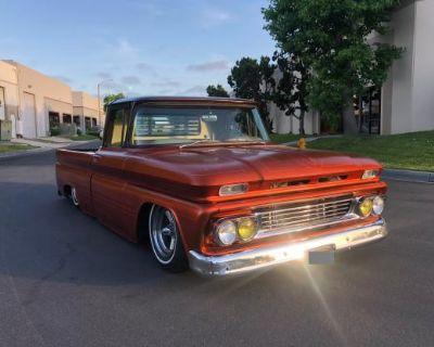 1960 Chevrolet C10 Pickup Pickup Restored Truck Engine Swap