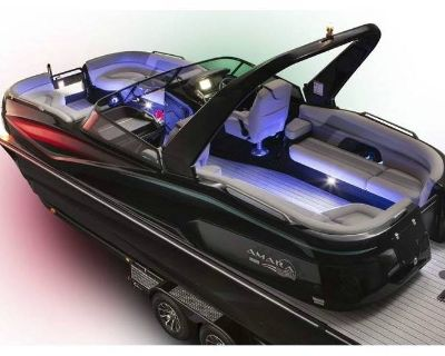 2022 SunCatcher AMARA 27 DC Pontoon Boats Kenner, LA