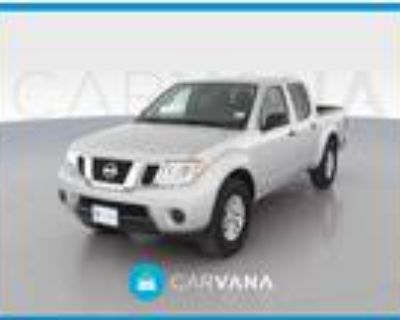 2019 Nissan frontier Silver, 34K miles