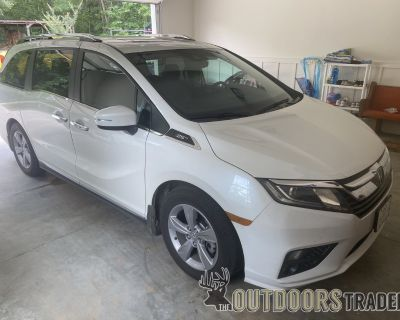 "FS 2020 Honda Odyssey ""25th. Anniversary Edition"" EX-L by Original Owner Mint!"