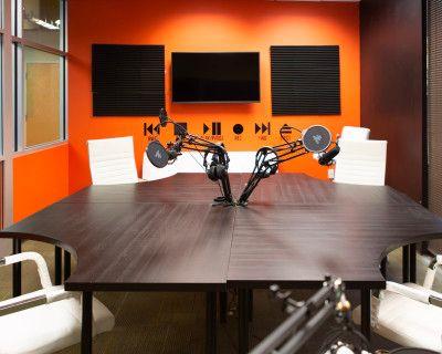 Innovative Podcast Recording Studio, Atlanta, GA