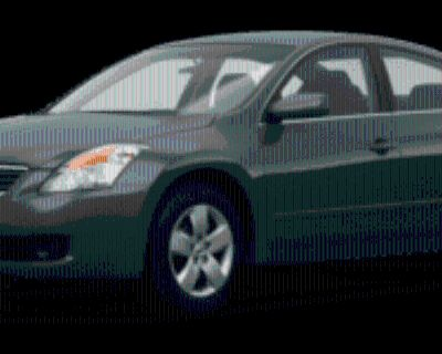 2008 Nissan Altima 2.5 SL Sedan CVT