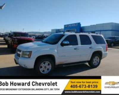 2008 Chevrolet Tahoe LT with 1LT 4WD