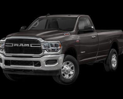 New 2022 Ram 2500 Tradesman 4WD 2D Standard Cab