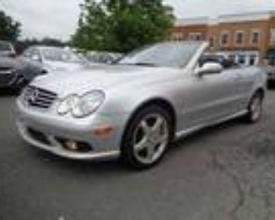 2004 Mercedes-Benz CLK LOW MILES For Sale