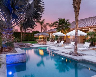 Palma By AvantStay | Spacious & Secluded Resort Style Home w/ Pool & Hot Tub - Indio