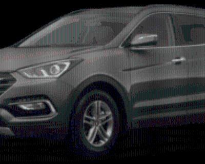 2018 Hyundai Santa Fe Sport Base 2.4L FWD