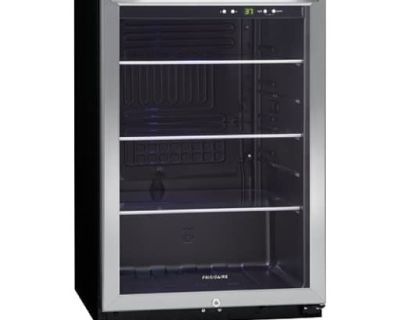 New W Box Frigidaire Beverage Center and Wine cooler / chiller