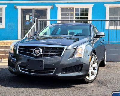2014 Cadillac ATS Luxury