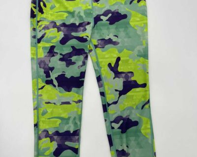 Bcg Active Gym Sports Pants- Very Nice Condition- Size 12-14