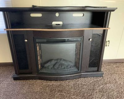 Free fireplace heater