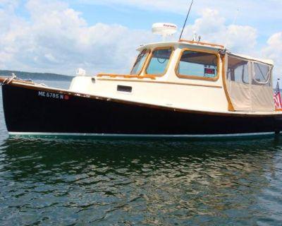 1968 Lowell Lobster Boat
