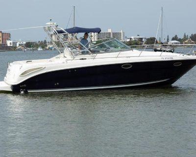 2007 Sea Ray 29 AMBERJACK