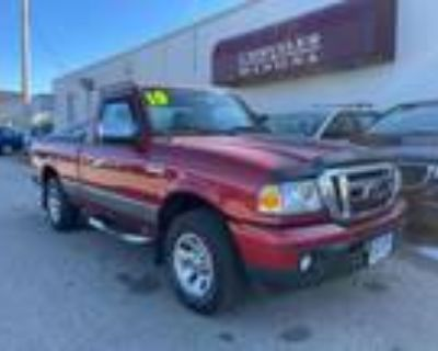 2010 Ford Ranger Red, 43K miles