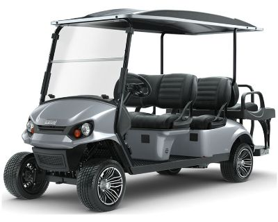 2021 E-Z-GO Express S6 72-Volt Electric Golf Carts Jackson, TN