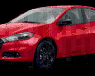 2016 Dodge Dart SXT Sport Rallye