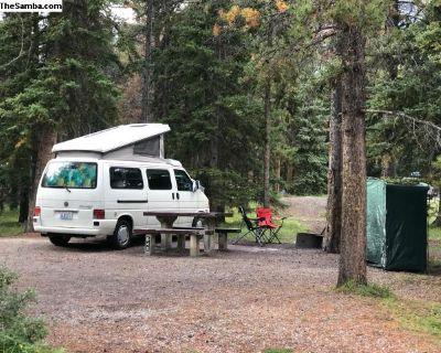 1997 Eurovan Full Camper - only 121K miles