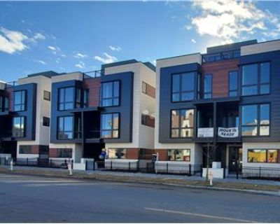 BRAND NEW! AMAZING! 3 BEDROOM TOWNHOUSE AVAILABLE