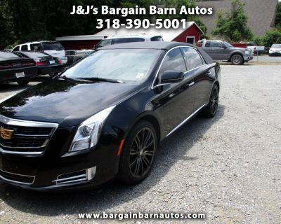 Used 2017 Cadillac XTS Luxury FWD