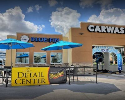 Express Tunnel Car Wash with 1.28 Acres on Hwy 90A in Sugar Land
